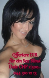BLIND DATE OFFERIERE